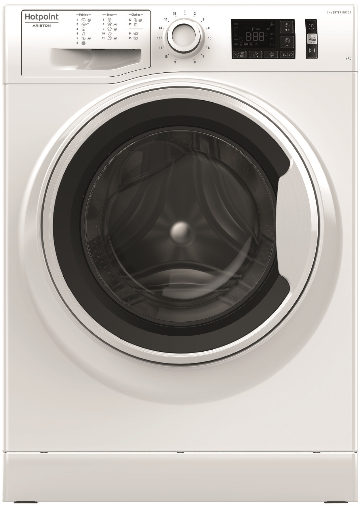 ПЕРАЛНЯ HOTPOINT ARISTON NM11 744 WW A EU